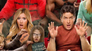 Nuevo tráiler y póster de 'Scary Movie 5' con Ashley Tisdale y Charlie Sheen