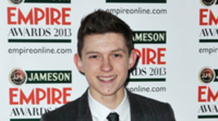 Tom Holland, Jennifer Lawrence, Samantha Barks y Martin Freeman ganan los Premios Empire 2013