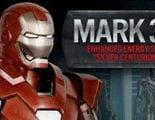 Salen a la luz dos nuevas armaduras para 'Iron Man 3'