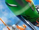Dusty, El Chupacabra y Ripslinger protagonizan el primer póster de 'Planes'