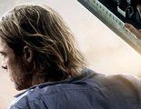 Nuevo póster de 'Guerra Mundial Z' con Brad Pitt