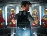Nuevos clips y pósters Lego de 'Iron Man 3'