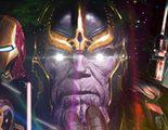 El cómico Patton Oswalt lanza un póster-parodia con personajes de 'Star Wars' y Marvel