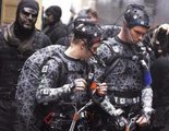 Primer vistazo a los actores que interpretan a 'Las Tortugas Ninja' en el rodaje