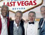 Michael Douglas, Morgan Freeman, Robert de Niro y Kevin Kline se desmadran en el nuevo tráiler de 'Last Vegas'
