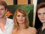Liam Hemsworth y Jennifer Lawrence aterrizan en Cannes para presentar 'Los Juegos del Hambre: En llamas'