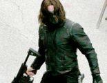 Primer vistazo a Sebastian Stan en el set de 'Capitán América: El Soldado de Invierno'
