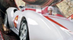 Cartel internacional de 'Speed Racer'