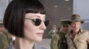 Avalancha de imágenes de 'Indiana Jones y el Reino de la Calavera de Cristal' (II)