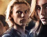 Póster final de 'Cazadores de Sombras: Ciudad de Hueso' con Lily Collins y Jamie Campbell Bower