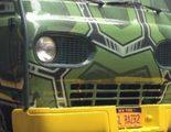 Nuevas imágenes del rodaje de 'Las Tortugas Ninja' con Megan Fox y la furgoneta de los protagonistas