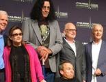 Reunión del reparto de la primera trilogía de 'Star Wars' en un evento en Alemania