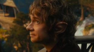 Bilbo y Elrond charlan en una nueva escena eliminada de 'El Hobbit: Un viaje inesperado'