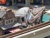 El vagón de un tren protagoniza un nuevo vídeo del rodaje de 'Transformers 4'