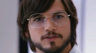 """""""¿Por qué ellos compran un Apple?"""" se pregunta Ashton Kutcher en el nuevo clip de 'jOBS'"""