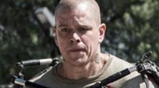 La 'Elysium' de Matt Damon toma la taquilla española