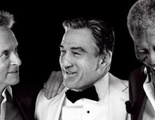 Póster de 'Last Vegas' con Michael Douglas, Morgan Freeman, Robert de Niro y Kevin Kline