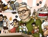 El maestro Miyazaki en cinco pinceladas
