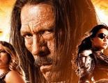 Los personajes principales de 'Machete Kills' protagonizan su nuevo póster