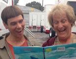 Primera imagen del rodaje de 'Dos tontos muy tontos 2' con Jim Carrey y Jeff Daniels