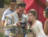 Chris Pine y Anna Kendrick lucen trajes de cuento en el rodaje de 'Into the Woods'
