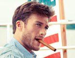 Scott Eastwood marca pectorales en una nueva imagen del rodaje de 'Fury'