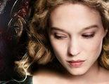Léa Seydoux y Vincent Cassel protagonizan el primer póster de 'La Bella y la Bestia'