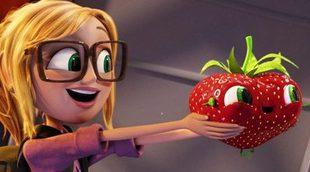 'Lluvia de albóndigas 2' consigue un suculento número uno en Estados Unidos