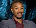 Michael B. Jordan confirma que ha hecho una prueba para 'Star Wars: Episodio VII'