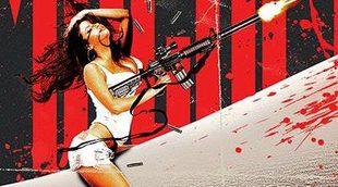 """'Machete Kills' presenta un nuevo y representativo póster """"grindhouse"""""""