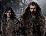 Martin Freeman se rodea del reparto de 'El Hobbit: La desolación de Smaug' en un nuevo banner