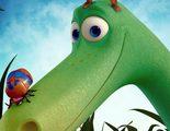 Primer póster de 'Dinosapiens (The Good Dinosaur)', lo próximo de Pixar