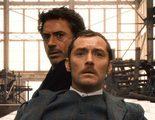 Jude Law afirma que 'Sherlock Holmes 3' no ha sido aún confirmada por Warner Bros.