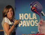 Antonio Pagudo, Eva Isanta y Pablo Chiapella ponen voz a los personajes de 'Free Birds (Vaya pavos)'