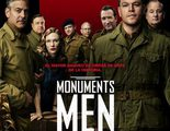 Nuevo póster de 'The Monuments Men' con George Clooney y Matt Damon a la cabeza