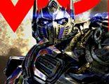 Primer vistazo al nuevo Optimus Prime de 'Transformers 4: La era de la extinción'