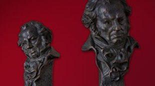 Lista de nominados a los Premios Goya 2014
