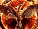 El teaser póster de 'Los Juegos del Hambre: Sinsajo. Parte 1' despliega sus alas
