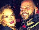 Lindsay Lohan se reencuentra con un cambiado Daniel Franzese 10 años después del estreno de 'Chicas Malas'