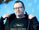 """Lars Von Trier se ríe de su título de """"persona non grata"""" en Cannes con una curiosa camiseta en la Berlinale"""