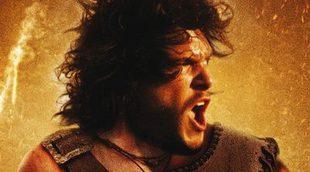 Exclusiva: Póster final para España de 'Pompeya', con Kit Harington