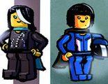 'La LEGO película' presenta sus tomas falsas y los diseños desechados para Supercool