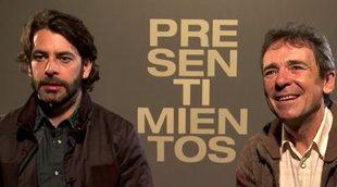 """Eduardo Noriega y Santiago Tabernero: """"En 'Presentimientos' traicionamos a la novela sin perder la esencia"""""""