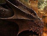 Así se hizo el dragón Smaug de 'El Hobbit: La desolación de Smaug'