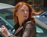 Viuda Negra toma el control en un clip y featurette de 'Capitán América: El soldado de invierno'