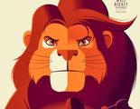Mondo presenta sus particulares pósters de películas Disney
