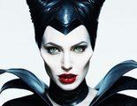 Nuevo póster de 'Maléfica' con Angelina Jolie luciendo cuernos