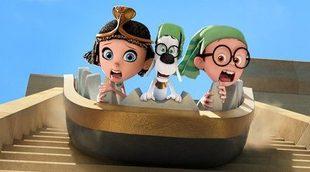 'Las aventuras de Peabody y Sherman' alcanza el número uno de la taquilla de Estados Unidos