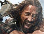Primer póster y avance del tráiler de 'Hércules' con Dwayne Johnson