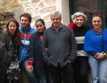 Asistimos al rodaje de 'Las ovejas no pierden el tren' en Segovia con Inma Cuesta, Raúl Arévalo y Candela Peña